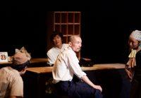 河村竜也・山田百次 青年団リンク ホエイ 2年ぶりの三重 「麦とクシャミ」を今、上演すること